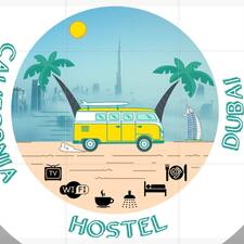 Gebruikersprofiel California Hostel Dubai Beach