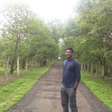 Henkilön Anand käyttäjäprofiili