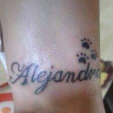 โพรไฟล์ผู้ใช้ Alejandra Analia
