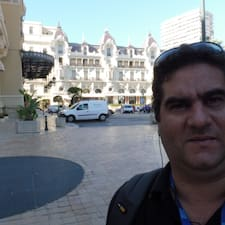 Perfil do utilizador de Cristian Raúl