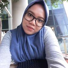 Profil utilisateur de Herlinda Fitriana
