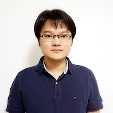 Chougao felhasználói profilja