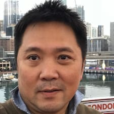 Profil utilisateur de Sydney