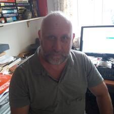 Tony Brukerprofil