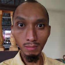 Perfil do utilizador de Aizuddin