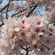 Sakura的用戶個人資料