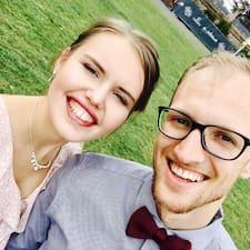 Markus & Katie felhasználói profilja