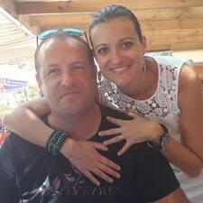 Profil utilisateur de Stéphanie & Ludo