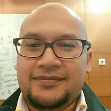 Profil utilisateur de Surya