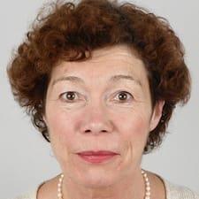 Briony felhasználói profilja