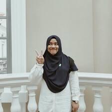 Profil utilisateur de Nur Hazirah