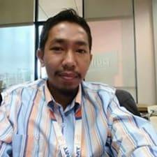 Profil Pengguna Shamsul