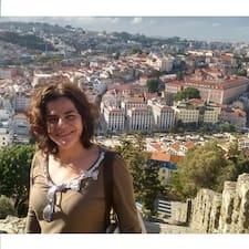 Suzete - Uživatelský profil