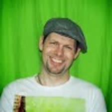 Geer felhasználói profilja