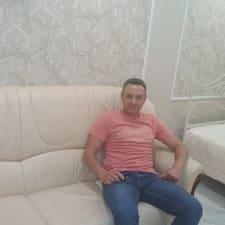 Profil utilisateur de Viktor