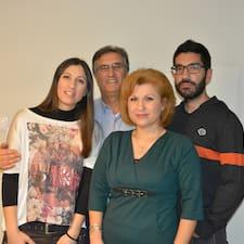 Tasos & Angela Family User Profile