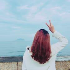 詠婷 felhasználói profilja