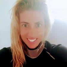 María Fernanda felhasználói profilja