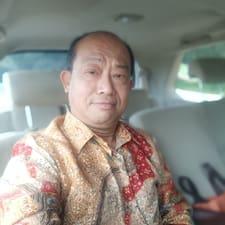 Syamsudin Agahong Brukerprofil