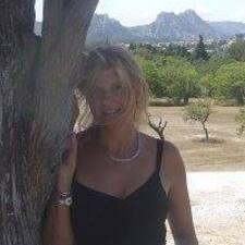 Genevieve felhasználói profilja