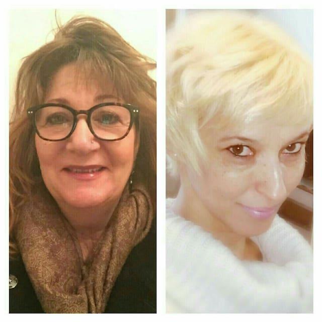 Sanne Maria & Natalie felhasználói profilja