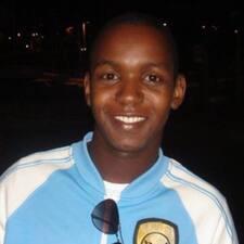 Oumar felhasználói profilja