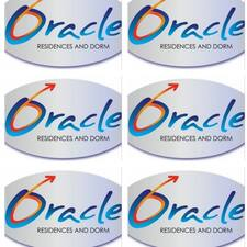 Oracle Dorm - Uživatelský profil