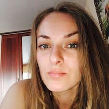Användarprofil för Наталия