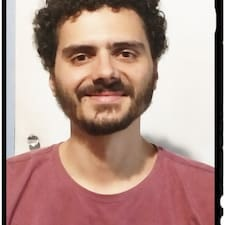 Perfil do usuário de Pedro