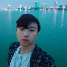 Perfil do utilizador de SungWoo