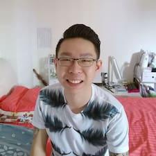 Justin Wen Brugerprofil