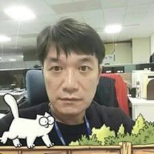 Jinsup的用戶個人資料