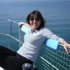 Henkilön Valérie käyttäjäprofiili