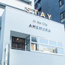STAY In The City AMEMURA的用戶個人資料