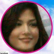 Febrina - Uživatelský profil