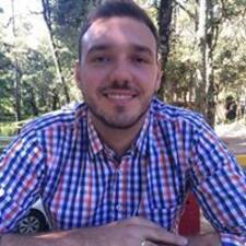 Användarprofil för Caio Bruno