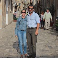 Användarprofil för Sabrina & Massimiliano