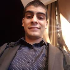 Hamoud - Uživatelský profil