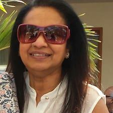 Rama felhasználói profilja