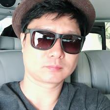 Perfil do utilizador de Jae Ho