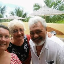 Profil utilisateur de Sue, Robbie, Pasha