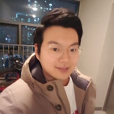 Perfil do utilizador de Dongha