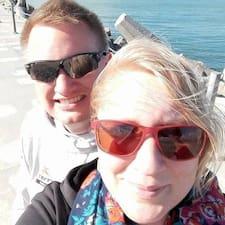 Henkilön Anders & Judith käyttäjäprofiili