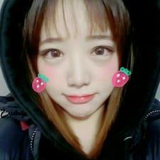 Gebruikersprofiel Jiwon
