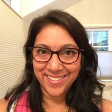 Geetika felhasználói profilja