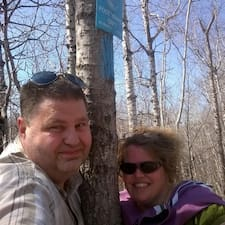Nutzerprofil von Heather & Randy