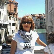 Profil utilisateur de Pierina