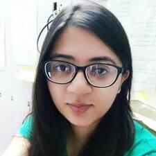 Profil Pengguna Tanushree