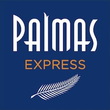 Palmas Express User Profile