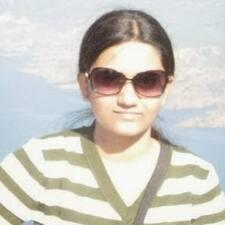 Pratibha - Uživatelský profil
